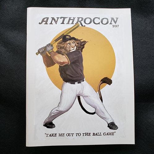 Anthrocon 2017 Con Book