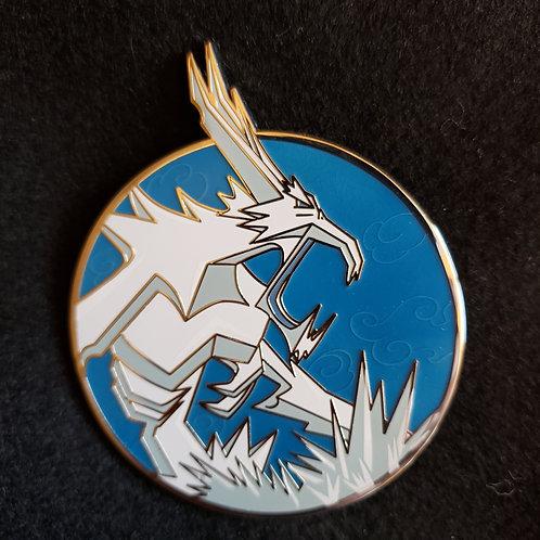 Ice Titan from Hercules Profile Pin