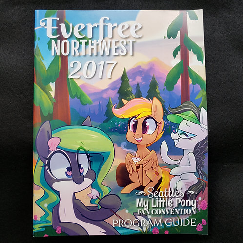 Everfree 2017 Con Book
