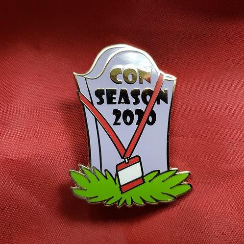 Exclusive Con Season Tombstone 2020 Pin