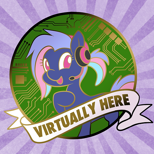 Virtually Here Ponyfest