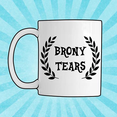 Brony Tears Mug