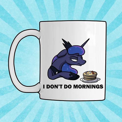 Luna Mornings Mug