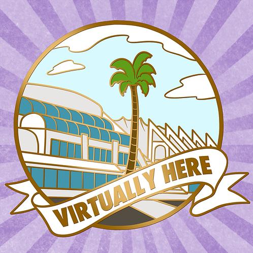 Virtually Here 2020 Con Center