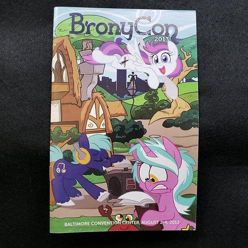 BronyCon 2013 Con Book