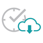 100% cloud, access anytime, anywhere