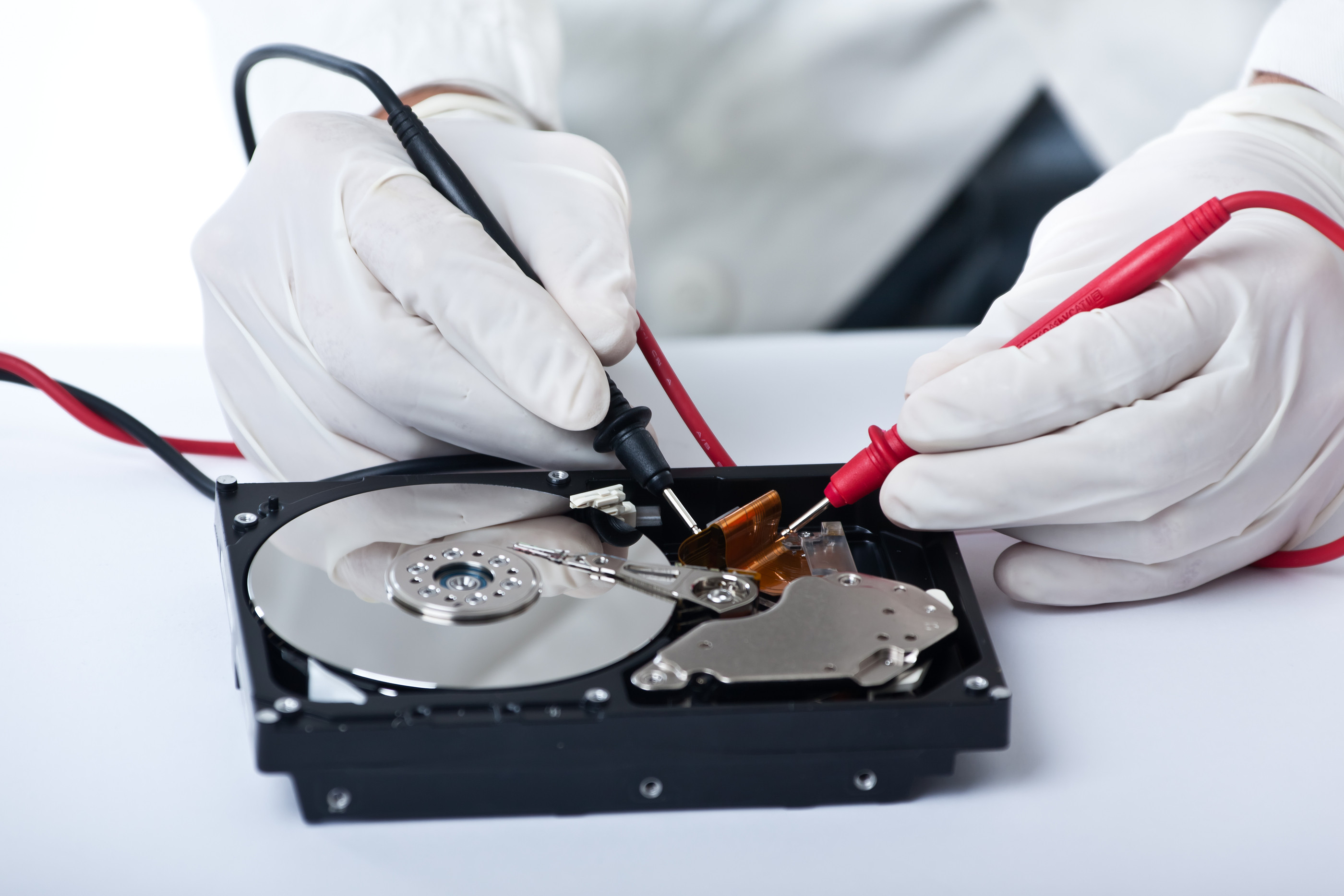 Data Recovery - RAID & Devices