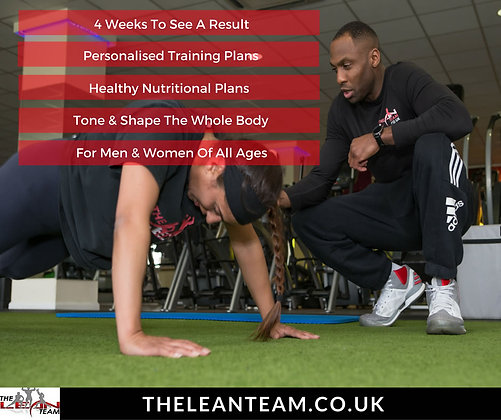 12 PT Sessions - Active Fitness Gyms