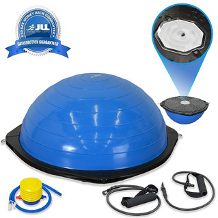 Have a ball with the bosu!