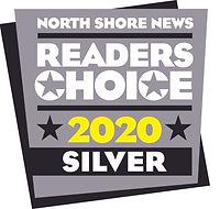 North Shore Readers Choice 2020