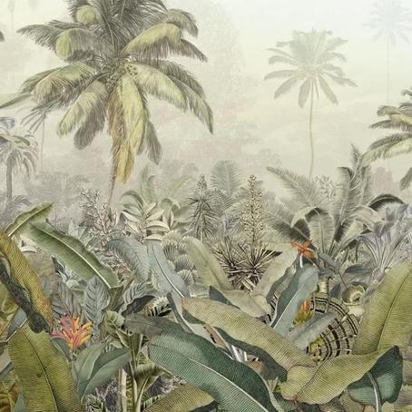 Цветовете на джунглата