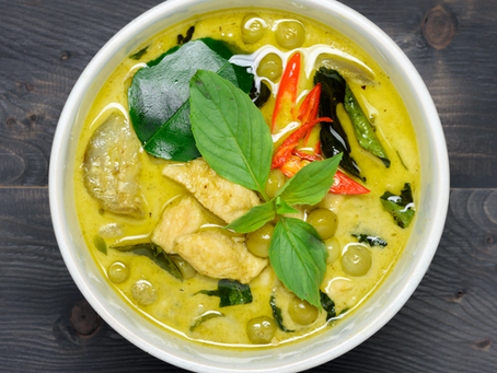 How to Tell if the Thai Curry You Ordered is Authentic