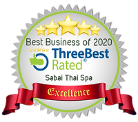 ThreeBest Rated® Best Business of 2020