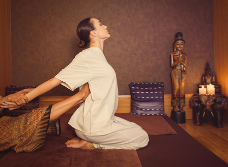 5 Benefits of Getting a Thai Massage