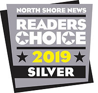 North Shore Readers Choice 2019