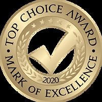Top Choice Award 2020