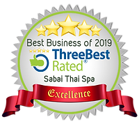 ThreeBest Rated® Best Business of 2019
