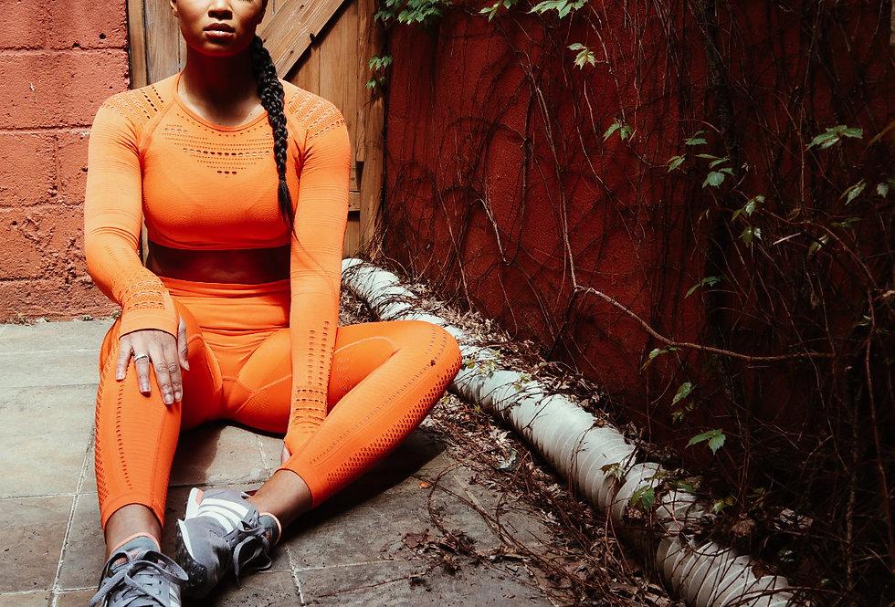 Tangerine Net Force Set