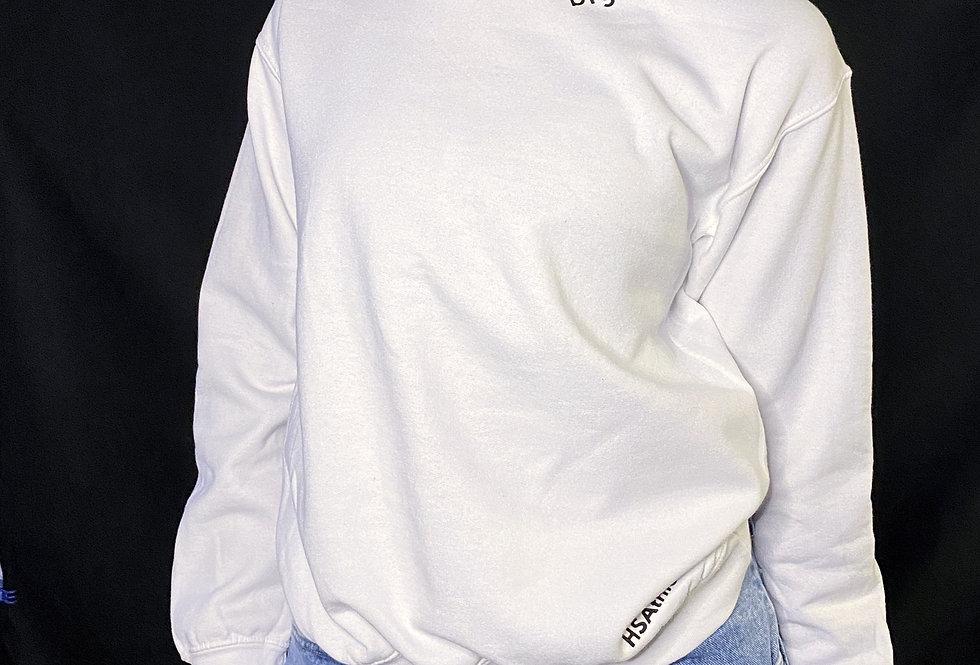big mood. Crewneck Sweater