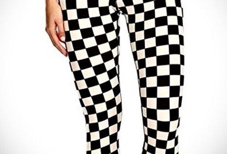 Checkmate Yoga Pant