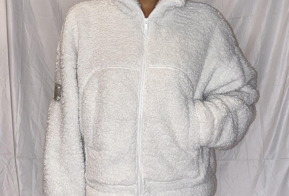 Polar Fuzzy Jacket