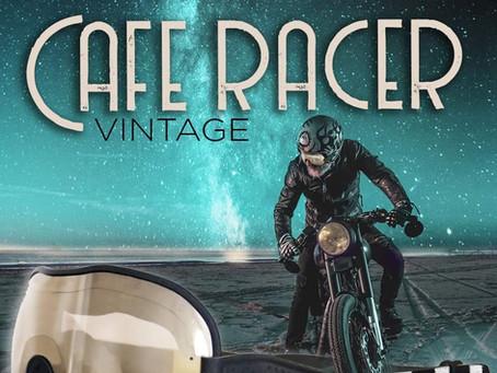ヴィンテージゴーグル【CAFE RACER】