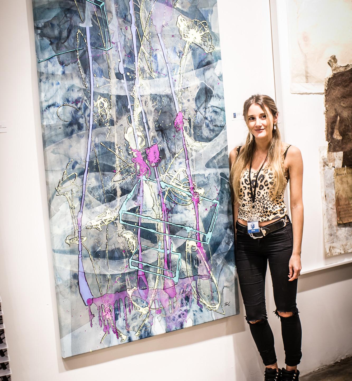 Artist Paulina Cerda