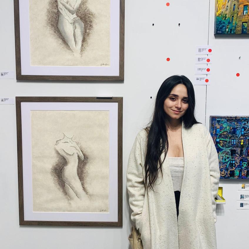 Artist Brittnee Renee
