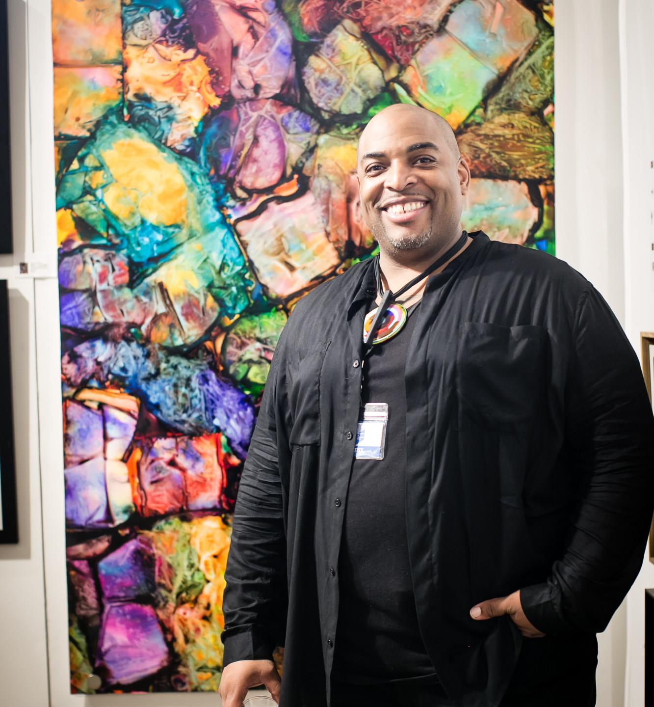 Artist Bryant Small