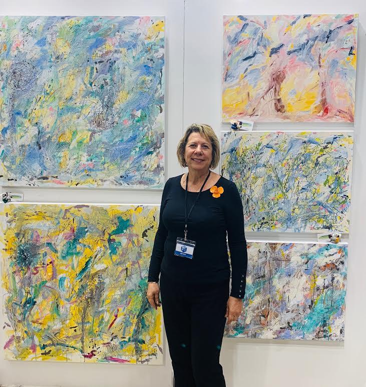 Artist Edna Ferman
