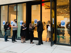 The Ny Art Week is back in the game, Clio Art Fair with it
