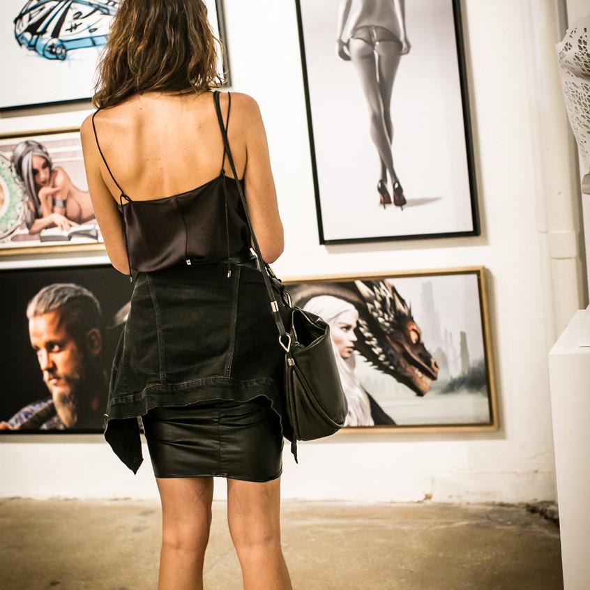 Artworks by Artist Jocelyn Bouget