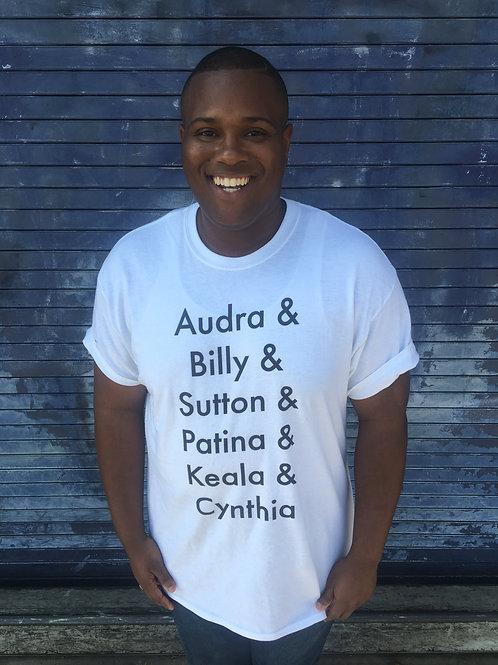 Broadway Legends T-Shirt