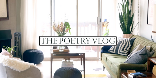 The Poetry Vlog Logo