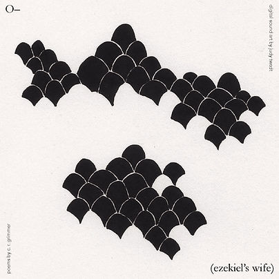 O-(ezekiel's wife) album cover.