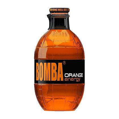 BOMBA ORANGE ENERGY DRINK– BEVANDA ENERGETICA