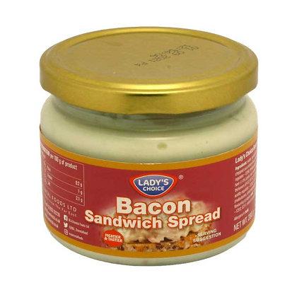 LADY'S CHOICE SANDWICH SPREAD – BACON