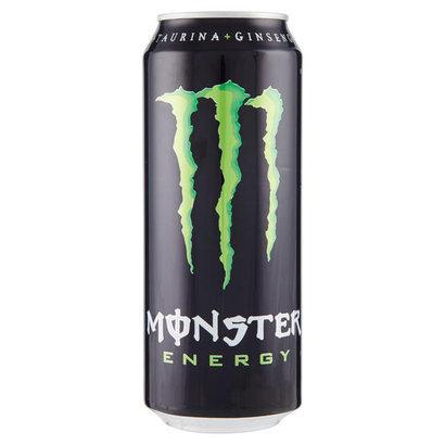 MONSTER ENERGY DRINK CLASSICA VERDE