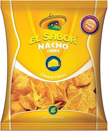 EL SABOR NACHOS CHIPS CHEESE - 100 G