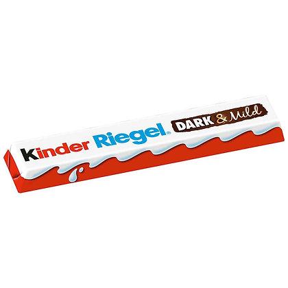 KINDER RIEGEL DARK & MILD LIMITED EDITION