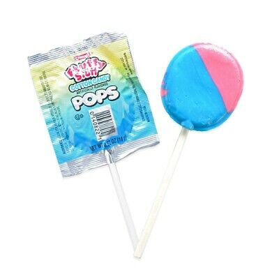 FLUFFY STUFF COTTON CANDY LOLLIPOP