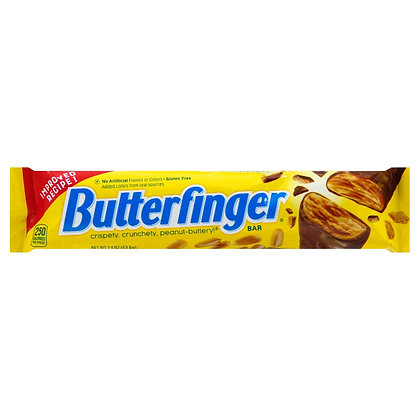 BUTTERFINGER CANDY BAR