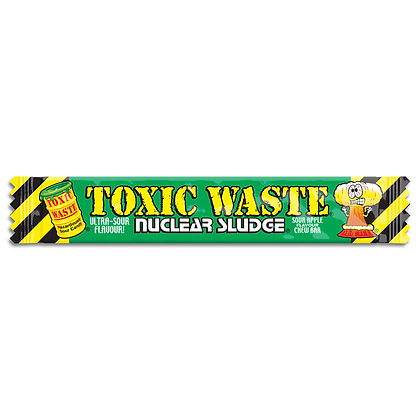 TOXIC WASTE NUCLEAR SLUDGE SOUR APPLE