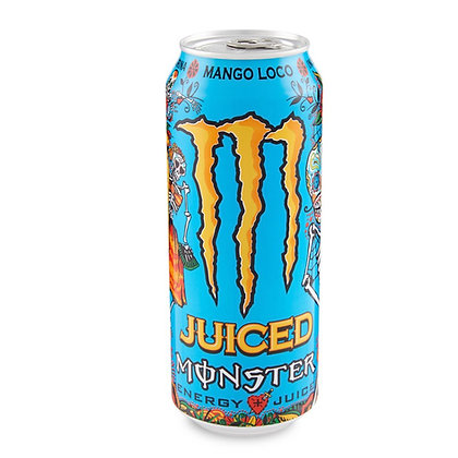 MONSTER MANGO LOCO ENERGY DRINK