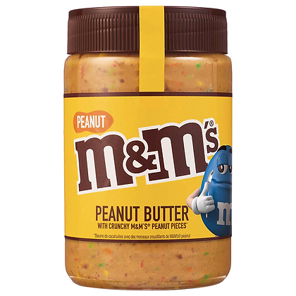 M&M'S PEANUT BUTTER SPREAD