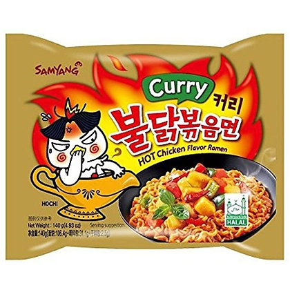 SAMYANG HOT CHICKEN CURRY