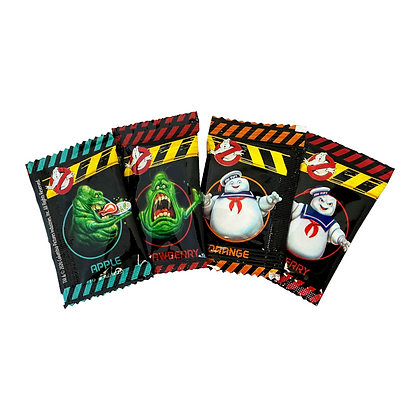GHOSTBUSTERS POPPING CANDY