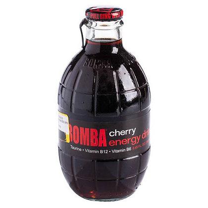 BOMBA CHERRY ENERGY DRINK – BEVANDA ENERGETICA ALLA CILIEGIA