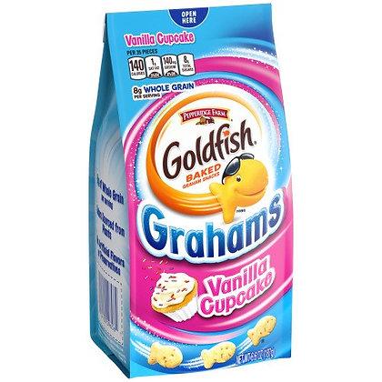 GOLDFISH GRAHAMS - VANILLA CUPCAKE