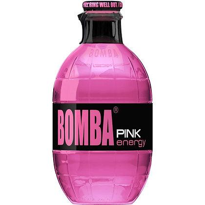 BOMBA PINK ENERGY DRINK – BEVANDA ENERGETICA ROSA